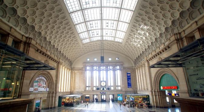 Leipzig, a cidade da música e de Fausto