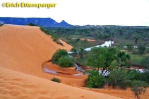 Famosa duna do Jalapão
