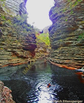 Cachoeira do Buracão/Wasserfall Buracão/Waterfall Buracão