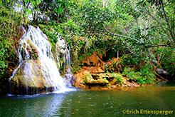 Park der Wasserfälle