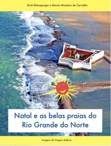 Capa do livro Natal e as belas praias do Rio Grande do Norte