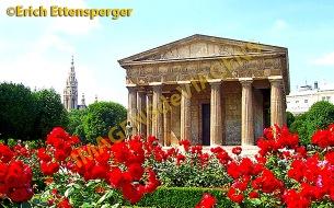 Temple of Theseus, Volksgarten