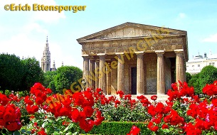 Temple of Theseus, Volksgarten
