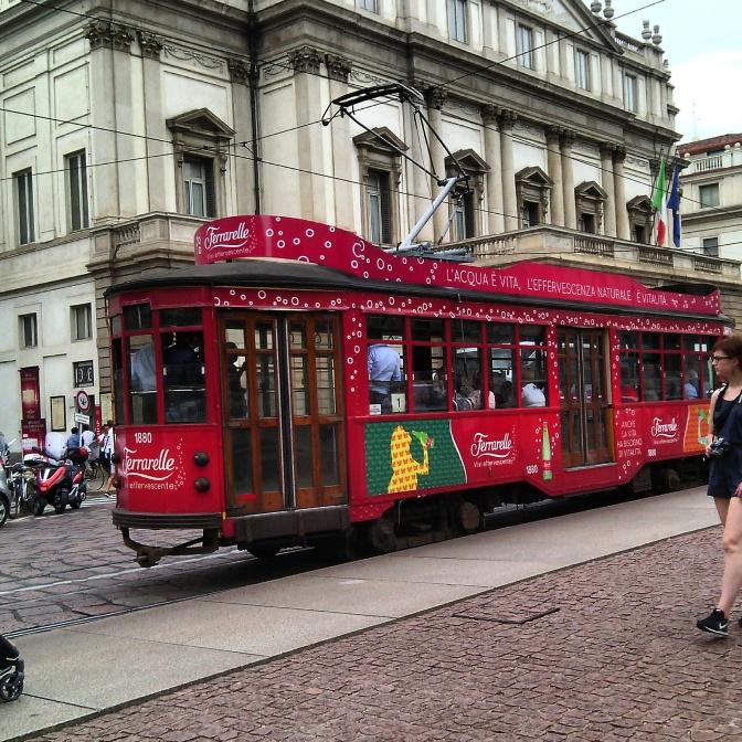 Milão, capital da moda e do design