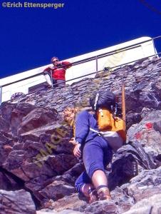Ankunft für die Übernachtung auf 3.900 Metern/Chegada em 3.900 metros para pernoite/Arrival at 3.900 meters for overnight