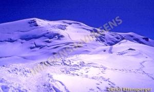 Unsere Route zum Gipfel/Nosso caminho para o topo/Our route to the top