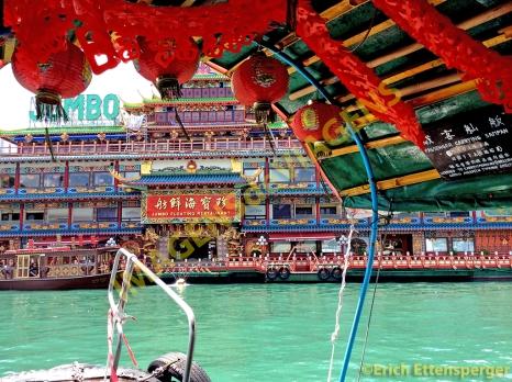 Restaurante flutuante/ floating restaurant/ Schwimmendes Restaurant