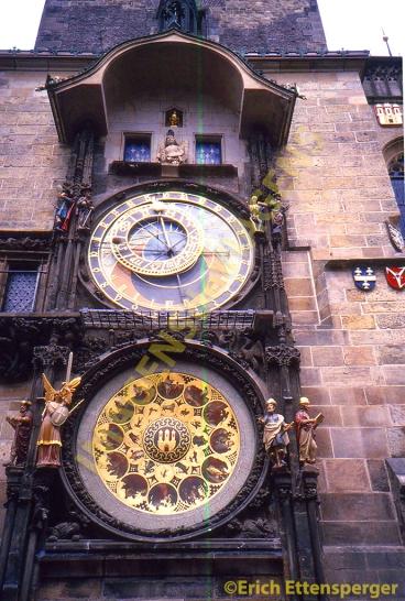 Astronomical Clock Orloj/Relógio Astronômico Orloj/ Die Altstädter astronomische Uhr