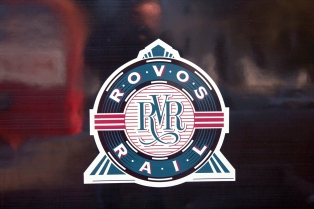 Logomarca da Rovos Rail