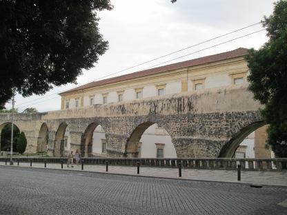 Aqueduto de São Sebastião ou Arcos do Jardim (Jardim Botânico da Universidade de Coimbra)