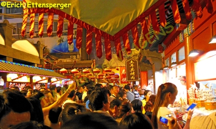 Mercado noturno de Pequim