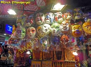 Máscaras chinesas