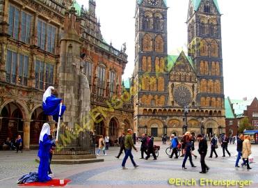 Centro de Bremen/Bremen Zentrum/Bremen Center