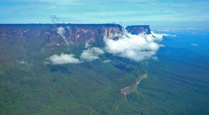 Monte Roraima: jornada espiritual e de grande beleza
