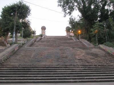 Escadarias monumentais da Universidade de Coimbra