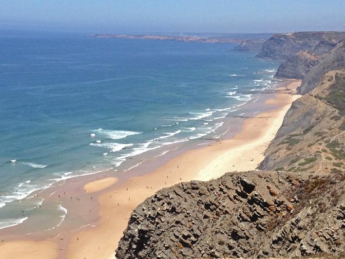 The Portuguese south west coast: rough, covetously beauty!/Die Portugiesische Süd-West Küste: rauhe, begehrliche Schönheit!/Costa do sudoeste de Portugal: beleza selvagem