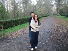 Layana e Ewerton, Mata Nacional do Choupal