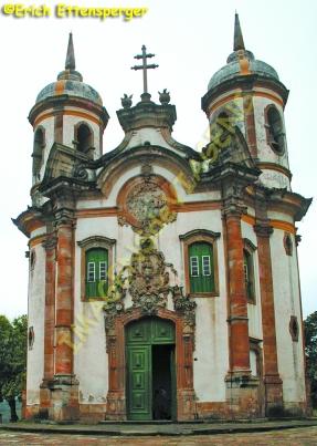 Igreja de São Francisco de Assis/Kirche São Francisco de Assis/ São Francisco de Assis Church.