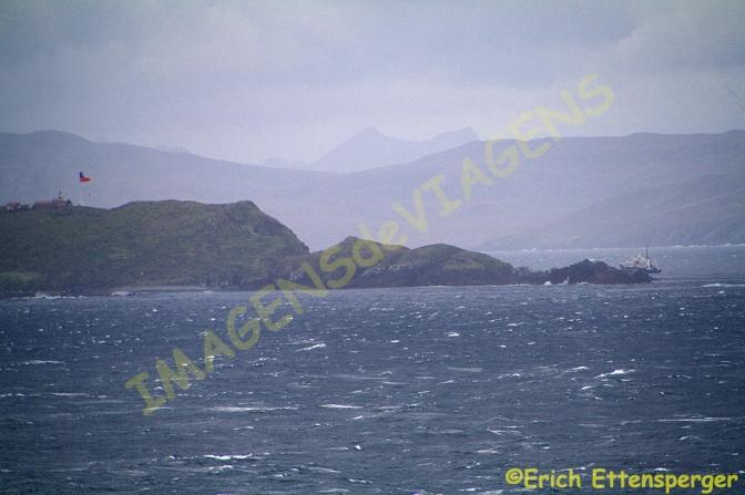 Cabo Horn, o ponto extremo da América do Sul