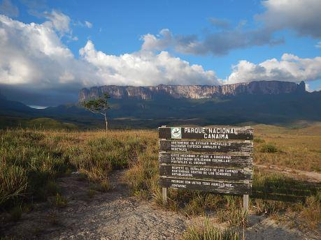 Parque Nacional Cannaima, Venezuela