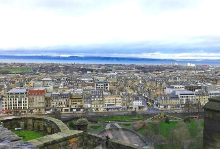 Edimburgo/Edinburgh