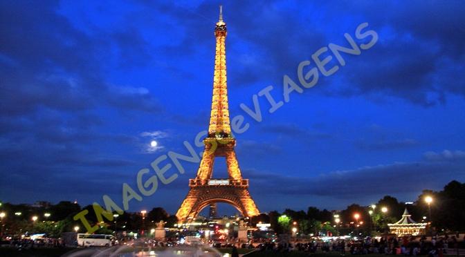 Paris, sempre uma nova surpresa