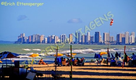 Praia de Boa Viagem/Strand Boa Viagem/Boa Viagem Beach