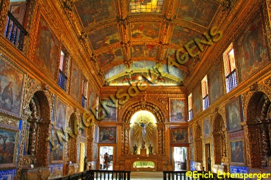 Capela Dourada/Goldene Kapelle/Golden Chapel