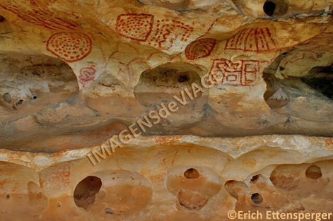 Pinturas e gravuras rupestres do Lajedo de Soledade, Soledade, Apodi