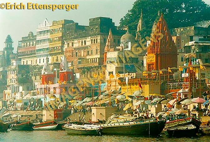 Varanasi – cenários extremamente impressionantes/Varanasi – Extrem beeindruckende Szenarien/Varanasi – Extremely impressive scenarios