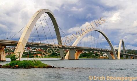 Ponte Juscelino Kubitschek/ Juscelino KubitschekBrücke/ Juscelino Kubitschek Bridge