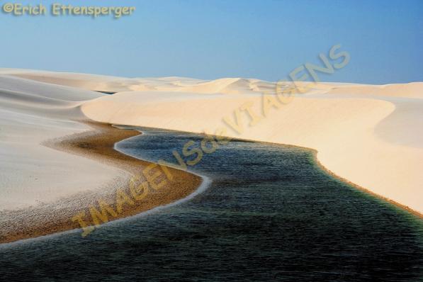 Lagoa entre as dunas/Lagune zwischen Dünen/Lagoon between dunes