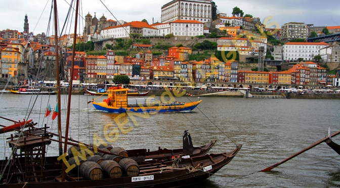 PORTO, A RAINHA DO NORTE DE PORTUGAL