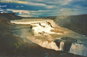 Gullfoss catarata/Gullfoss Wasserfall/Gullfoss waterfall