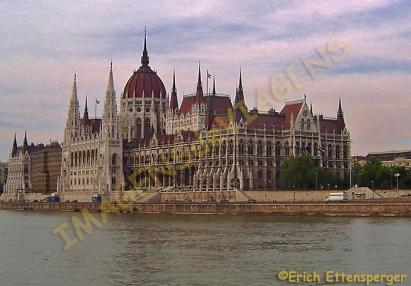 Edificio do Parlamento Hungáro/Ungarischen Parlamentsgebäude/Hungarian Parliament Building