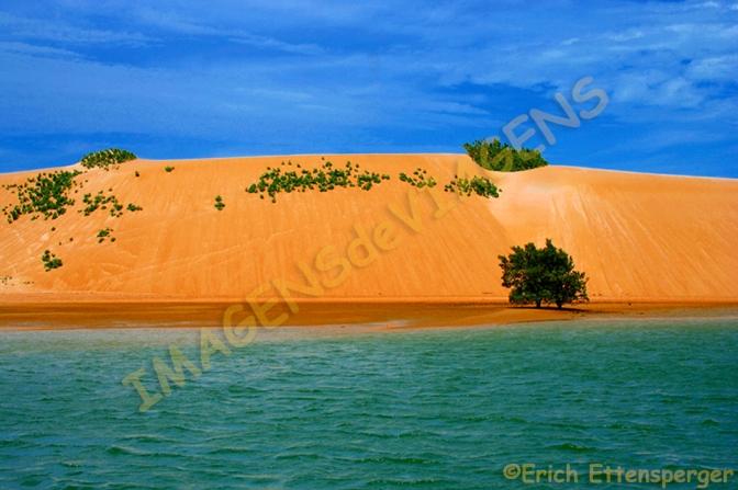 Galinhos, um paraíso no Rio Grande do Norte/