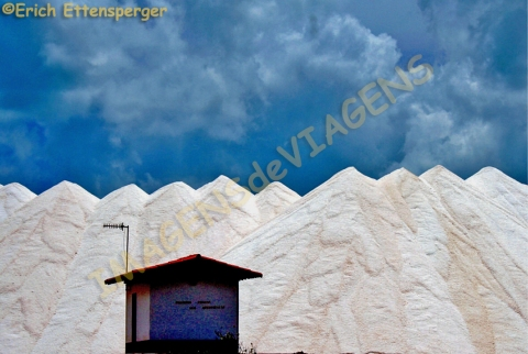 Montanhas de sal/Berge von Salz/Mountains of salt