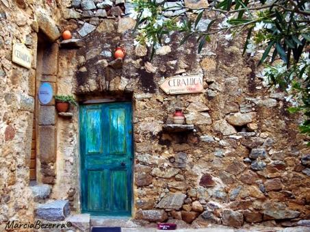 Burgo de Pigna /Gemeinde Pigna / village Pigna