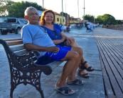 Cunha e Zenilda: se preparando para o próximo destino!/ Cunha und Zenilda: Vorbereitung auf das nächste Reiseziel!/ Cunha and Zenilda: preparing for the next destination!
