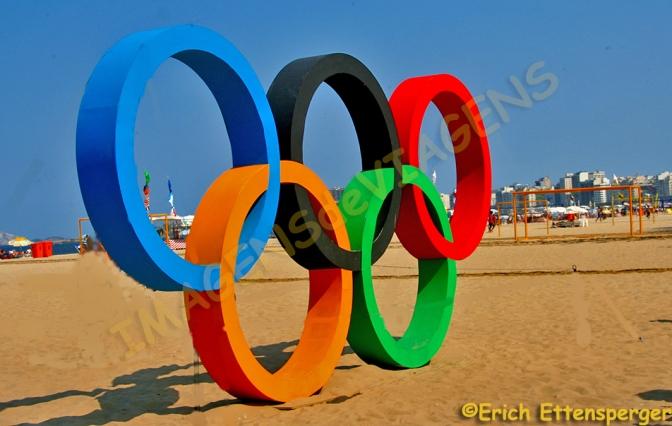 Olímpiadas: minha experiência em um grande evento
