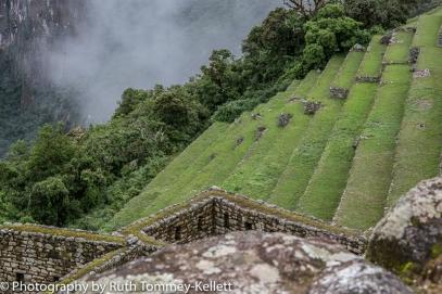 Terraços íngremes/Steile Terrassen/Steep terraces