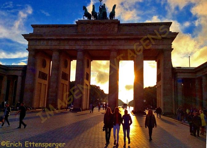 Berlim, vou voltar sempre/Berlin, ich werde immer zurückkommen/Berlin, I will always come back