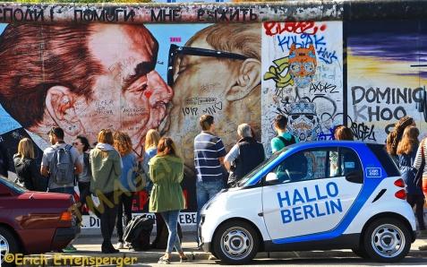 Muro de Berlim/Berliner Mauer/ Berlin Wall