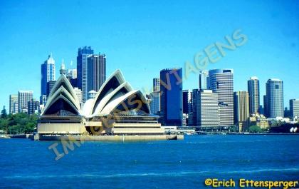 Os arranhas céus de Sydney / Skyline Sydney / Sydney skyline