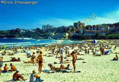 "A mundialmente famosa ""Bondi Beach"" em Sydney / Der weltberühmte ""Bondi Beach"" in Sydney / The world famous ""Bondi Beach"" in Sydney"