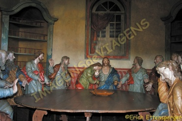 Santa Ceia /Abendmahl / Last Supper