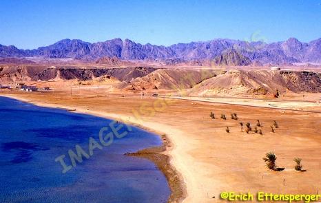 No Mar Vermelho, na Península do Sinai / Am Roten Meer auf der Sinai-Halbinsel / At the Red Sea on the Sinai Peninsula