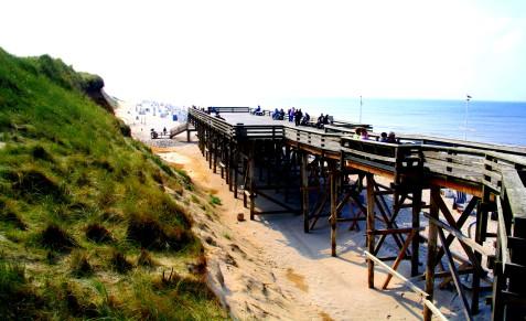 "O ""calçadão"" da praia / Strandpromenade / The beach promenade"