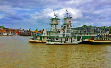 Ferry boat / Fähre
