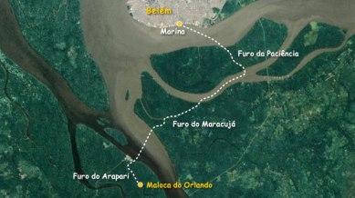 Esta imagem é de autoria de Marcelo Katusky, do blog Comes e Bebes, da Folha de São Paulo: http://marcelokatsuki.blogfolha.uol.com.br/2012/03/16/maloca-do-orlando-viajei/